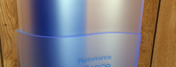 Metropole Boeing Performance Excellence Award 2013